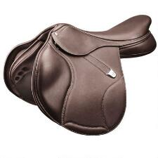 Bates Elevation+ with Luxe Leather Jump Saddle - TB