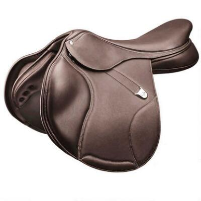 Bates Elevation+ with Luxe Leather Jump Saddle