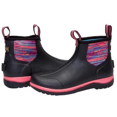 Noble Outfitters Muds Stay Cool Coral Ladies Jodhpur Boot