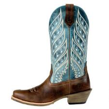 Noble Outfitters Sonora Duchess Blue Ladies Western Boot - TB