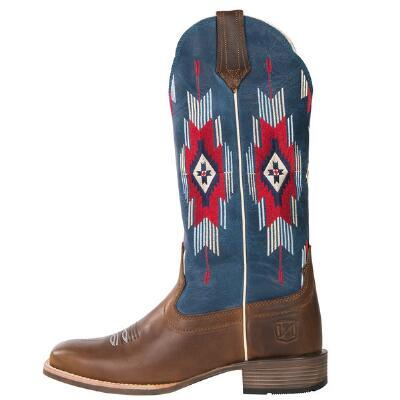 Noble Outfitters All Around Santa Fe Ladies Western Boot