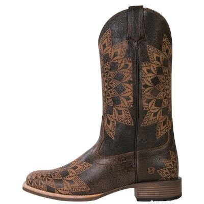 Noble Outfitters All Around Dallas Ladies Western Boot