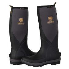 Noble Equestrian Perfect Fit Ladies Rubber Boot - TB