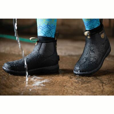 Noble Equestrian Perfect Fit Jodhpur Ladies Rubber Boot