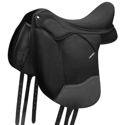 Wintec Pro Dressage Saddle With Cair Black