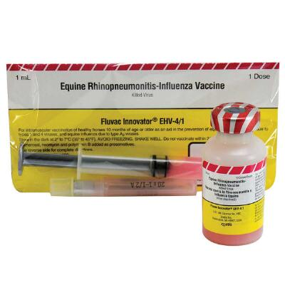 Fluvac Innovator EHV 4 in 1 - Single Dose