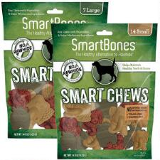 SmartBones Smart Chews Safari Pack - TB