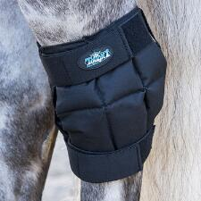 Tough-1 Miniature Horse Ice Therapy Knee-Hock Wrap Each - TB