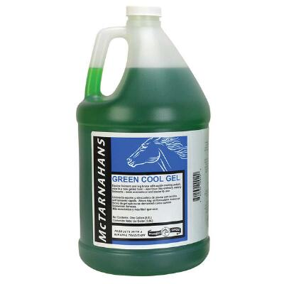 McTarnahans Green Cool Gel Gallon
