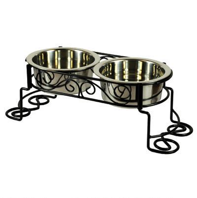 Scroll Work Double Diner 3 Quart