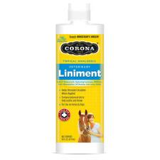 Corona Veterinary Liniment 16 oz - TB