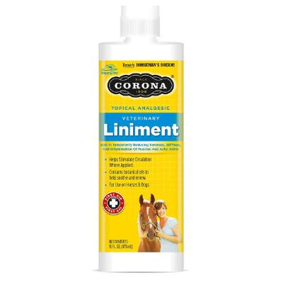 Corona Veterinary Liniment 16 oz