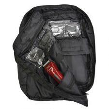 Nylon Clipper Bag with Pockets - TB