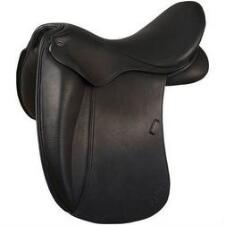 M Toulouse Marianne Platinum Dressage Saddle with Genesis - TB