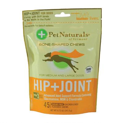 Pet Naturals Hip & Joint for Medium and Large Dog