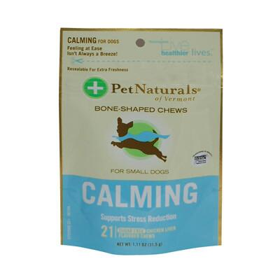 Pet Naturals Calming Soft Chews For Small Dogs