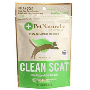 Pet Naturals Clean Scat (Formerly Smelly Cat)