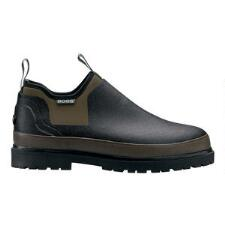 Tillamook Bay Mens Waterproof Slip On Black - TB