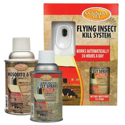 Country Vet Metered Fly Spray Refill