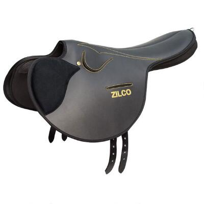 Monte Soft Seat Saddle 3.1kg With Crupper