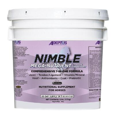 Nimble Mega Nutrient 7-1  10 lb