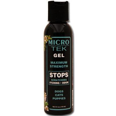 Micro-Tek Pet Gel 4 oz