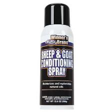 Weaver Leather Sheep and Goat Conditioning Spray - TB