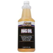 Weaver Winners Brand Rag Oil Quart - TB