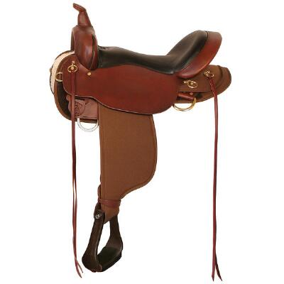 High Horse Eldorado Western Trail Saddle