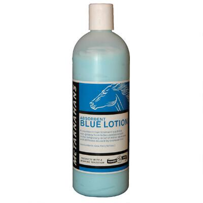 McTarnahans Absorbent Blue Lotion Liniment 16 oz