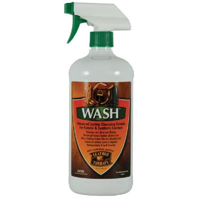 Leather Wash 32 Oz