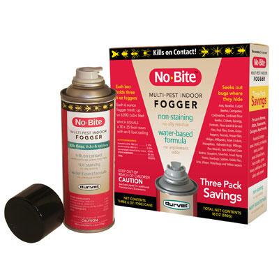 No Bite Multi Pest Indoor Fogger 3 pack