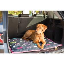 Shires Digby & Fox Waterproof Dog Bed - Cow Print - TB