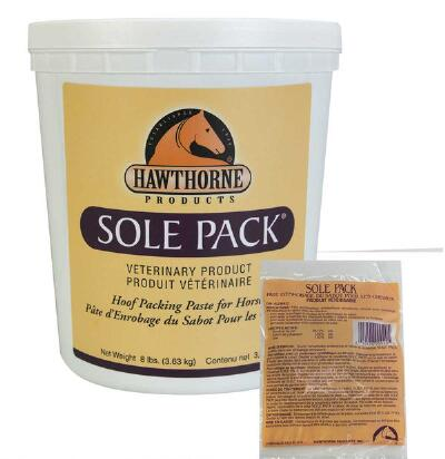Hawthorne Sole Pack Hoof Packing Single