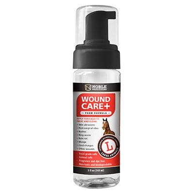 Noble Outfitters Wound Care 5 oz Foam Large Animal