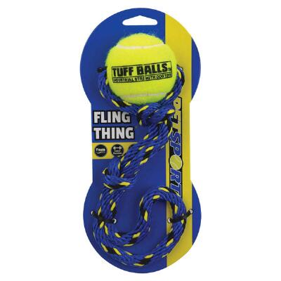 Dog Toy Fling Thing 2.5 inch