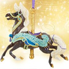 Breyer Plume - 2019 Carousel Ornament - TB