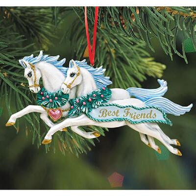 Breyer Holiday 2016 Best Friends Ornament