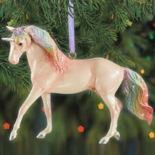 Breyer Majesty - 2019 Unicorn Ornament - TB