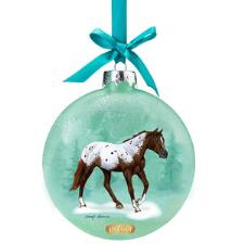 Breyer Holiday 2020 Appaloosas Artist Signature Ornament - TB