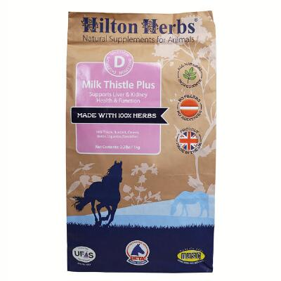 Hilton Herbs Milk Thistle Plus Gold 2.2 lb