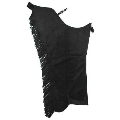 Hobby Horse Classic Fringed Ultrasuede Show Chaps