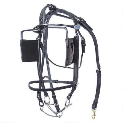 Walsh Blind Bridle Leather European Style