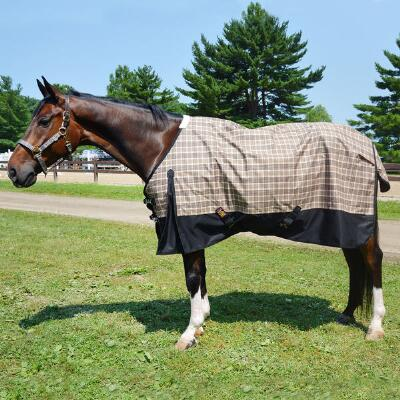 5/A Baker Black Label Turnout Blanket 200gm