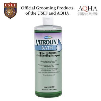 Farnam Vetrolin Bath Shampoo 32 oz