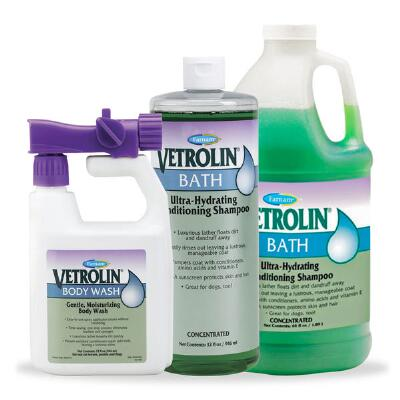 Vetrolin Bath Shampoo 32 oz