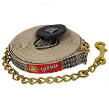 5/A Baker Lunge Line with 30in Chain - TB