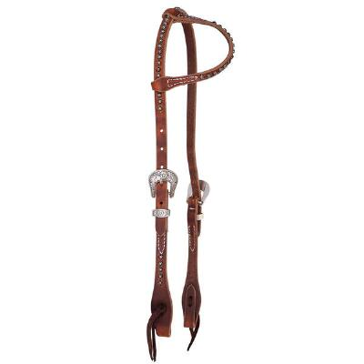 Reinsman Rosewood Single Ear Headstall