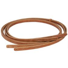 Professionals Choice No Loop Split Reins - 7 ft - TB