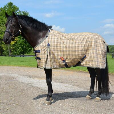 5/A Baker Extreme 2100D Turnout Blanket Heavy Weight